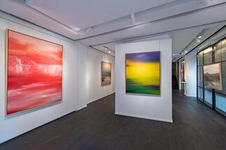Feng Xiao-Min - Inspired Resonance / Hong Kong, installation view