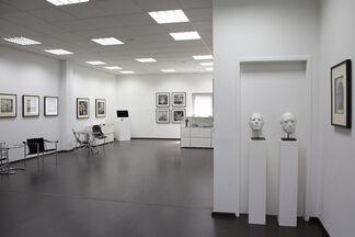 ROGER BALLEN - Alter Ego, installation view