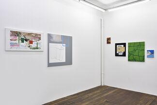 Thierry Lagalla - L'Esperança dau Suquet (The Hope of the Top), installation view