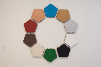 Galerie Laurent Godin at The Armory Show 2014, installation view