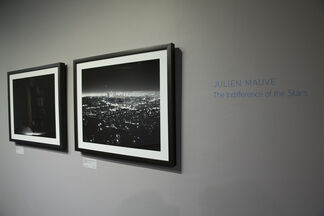 The Indifference of the Stars + Sight Lines, installation view