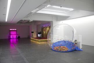 Reversal Ritual, installation view