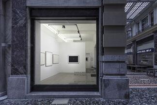 TATSUO  MIYAJIMA Works on Paper 1995-2018, installation view