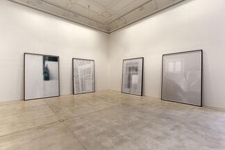 "Eva Schlegel ""Characters and Figures"", installation view"