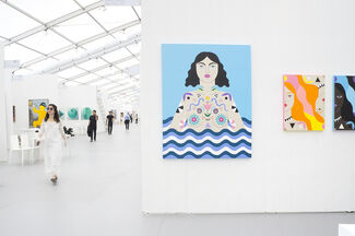 Denny Gallery at UNTITLED, Miami Beach 2016, installation view
