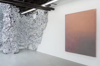 It Started with a Spark :: Maximilian Rödel + Grace Villamil, installation view