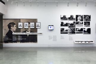 Public, Private, Secret, installation view