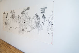 On the Wall, installation view