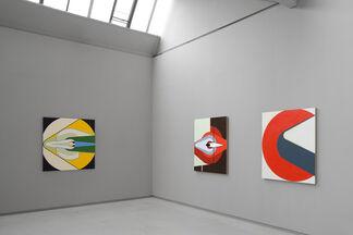 """Jacob Hashimoto - """"Never Comes Tomorrow"""", installation view"""