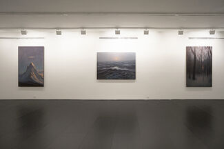 Adam Straus: Even the 21st Century Longs for the Sublime, installation view