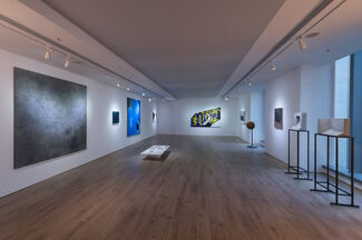 Motif and Material, installation view