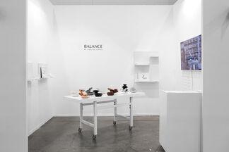 JOEL ESCALONA at ZⓈONAMACO 2018, installation view