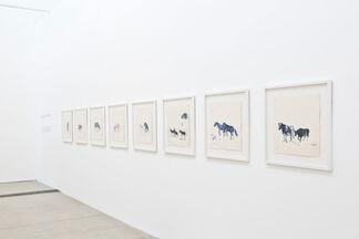 Liu Xiaodong: Diary of an Empty City, installation view