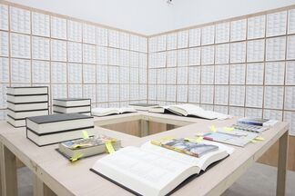 Zhang Yue - If I Could, installation view