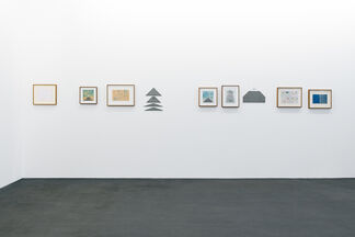 Hamish Fulton »Walking without a Smartphone«, installation view