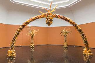 Native, Exotic, Normal, installation view