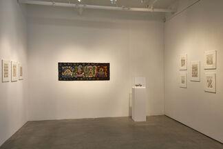 Roz Chast, installation view