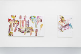 PIA FRIES - fernleib manual, installation view