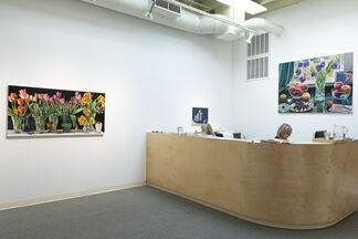 Sherrie Wolf: Juxtapositions, installation view
