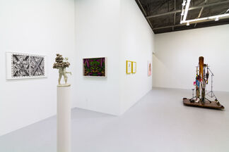 Mysterious Muck, installation view