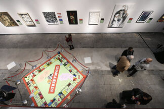 Streetopoly Part II, installation view