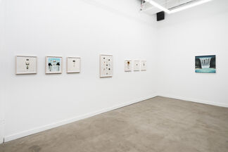 DAN ATTOE, installation view