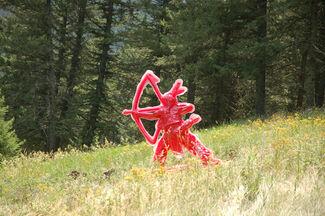 Yoram Wolberger: False Idols, installation view
