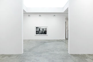 The Coloured Sky : New Women II, installation view