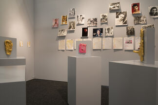 Rod Bianco Gallery at NADA New York 2015, installation view