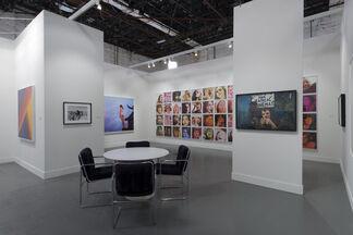 Team Gallery at Paris Photo Los Angeles 2014, installation view