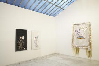 Chili Moon Town Tour Productions: Anna Galtarossa and Daniel Gonzalez: No Money, No Honey, installation view