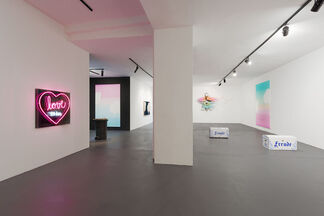 what the fuck is heimat?*, installation view