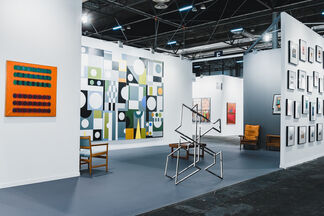 Leon Tovar Gallery at ARCOmadrid 2018, installation view