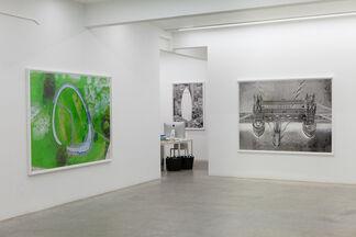 Olivo Barbieri - site specific_LONDON 12, installation view