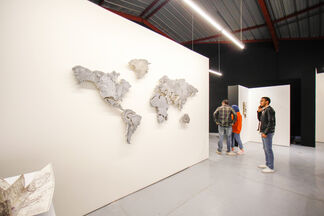 INTRA MUROS, installation view