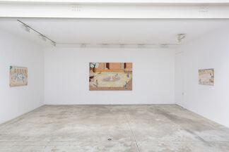 Christian Hidaka, The Fool, installation view