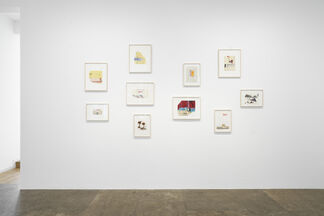 Karl Bohrmann, installation view