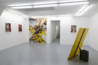 Sheida Soleimani, installation view