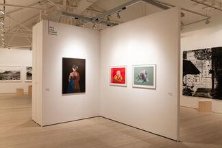 CHOI&LAGER at Draw Art Fair London 2019, installation view