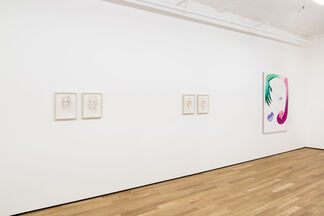 I Am Silver, installation view