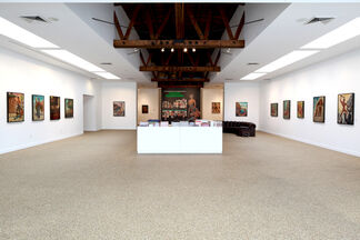 The Flamboyant Life and Forbidden Art of George Quaintance, installation view