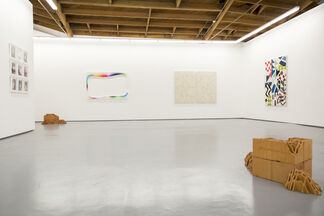 TRANSBORDER Group Show, installation view