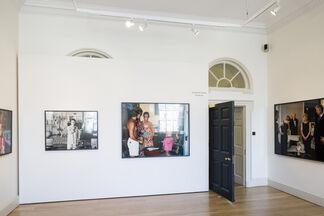 Paul Kasmin Gallery at Photo London 2015, installation view