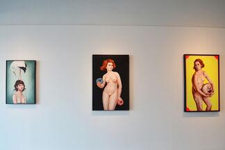 Dorielle Caimi | Complex Candy, installation view