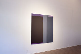 Richard Wilson - The Pond Series, installation view