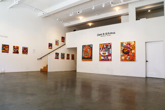 Jorge Gutierrez | BORDER BANG, installation view