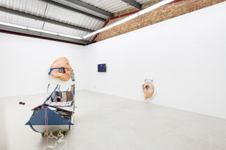 Group show 'Cacotopia 02', installation view