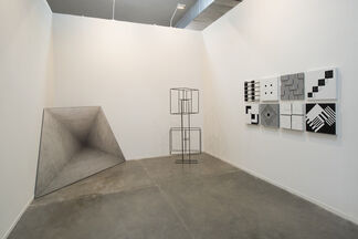 Galeria Nara Roesler at SP-Arte 2016, installation view