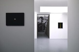 Marcin Dudek - Steps and Marches, installation view