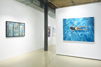 Holiday Group Show, installation view